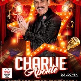 Image for CHARLIE APONTE ex vocalista del Gran Combo en Dallas TX