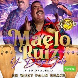 Image for Maelo Ruiz y Diego Gale en West Palm Beach Florida
