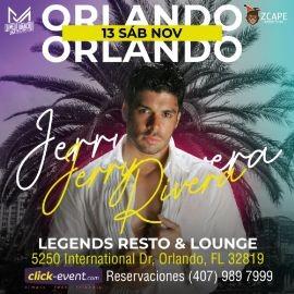 Image for JERRY RIVERA EN ORLANDO