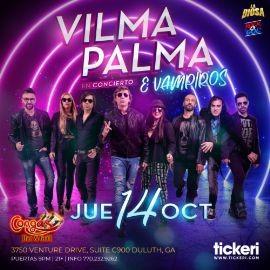 Image for VILMA PALMA E VAMPIROS EN ATLANTA