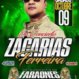 Image for ZACARIAS FERREIRA EN CONCIERTO ! PLAINFIELD NEW JERSEY