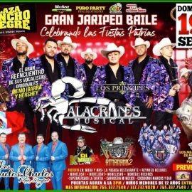 Image for ALACRANES MUSICAL, LOS PRINCIPES, LOS CHULOS CHULOS PARA SIEMPRE, LATINOS MUSICAL DE MEXICO EN VIVO ! ROMNEY INDIANA