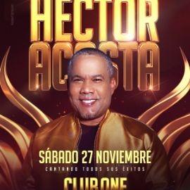 Image for HECTOR ACOSTA EN VIVO ! ALEXANDRIA VIRGINIA