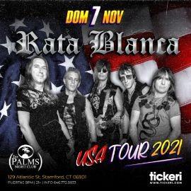 Image for RATA BLANCA EN CONNECTICUT