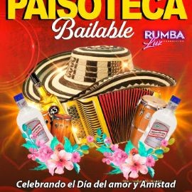 "Image for "" LA PAISOTECA BAILABLE "" LA RUMBA COLOMBIANA DE TAMPA"