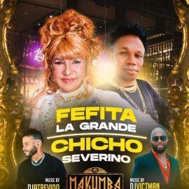 Image for FEFITA LA GRANDE, CHICHO SEVERINO EN VIVO ! PHILADELPHIA PENNSYLVANIA