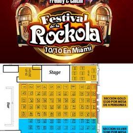 Image for FESTIVAL DE LA ROCKOLA EN MIAMI 2021