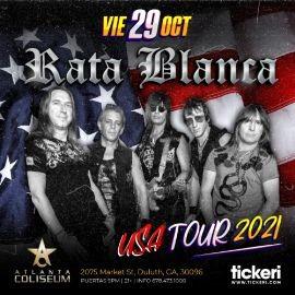 Image for RATA BLANCA EN ATLANTA