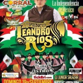 """Image for LEANDRO RIOS """" EL PENCO """", KIKIN Y LOS ASTROS EN VIVO ! LAKELAND FLORIDA"""