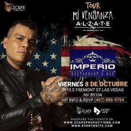 "Image for ALZATE EN LAS VEGAS ""MI VENGANZA TOUR"""