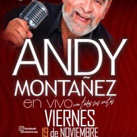 Image for ANDY MONTAÑEZ EN VIVO - HOUSTON TEXAS