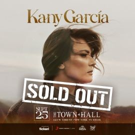 Image for KANY GARCIA EN CONCIERTO ! NEW YORK