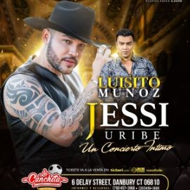 Image for Jessi Uribe y Luisito Muñoz