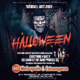 Image for Biggest Halloween Party @ Metropolis & Extravaganza