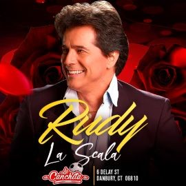 Image for RUDY LA SCALA EN CONCIERTO ! DANBURY CONNECTICUT
