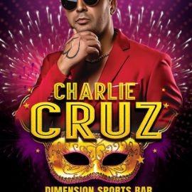 Image for Charlie Cruz LIVE!  in Philadelphia, PA (Salsa Masquerade Party)