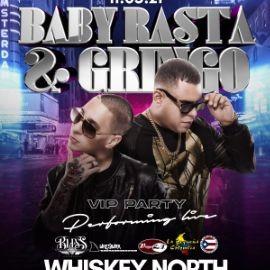 Image for BABY RASTA & GRINGO Live In Concert TAMPA FLORIDA