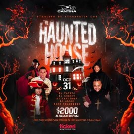 Image for THE HAUNTED HOUSE ! STERLING VIRGINIA