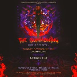 Image for The Summoning Music Festival Tampa with Ferry Corsten, Gabriel & Dresden, Mat Zo, Wolfgang Gartner, Jerome Isma-Ae and many more