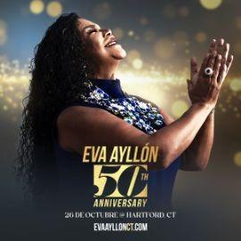 Image for Eva Ayllon 50 Aniversario en Hartford, Ct