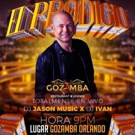 Image for El prodigio en Vivo ! ORLANDO FLORIDA