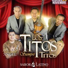 Image for Los Titos Siempre Titos en Vivo ! QUEENS NEW YORK