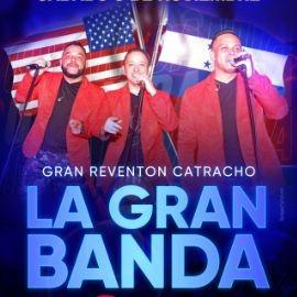 Image for Gran Reventon Catracho con La Gran Banda en Vivo!