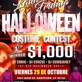 Image for The Biggest Halloween Party in Hartford, CT