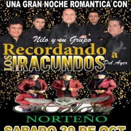 Image for RINCON MAGICO PRESENTA LOS IRACUNDOS