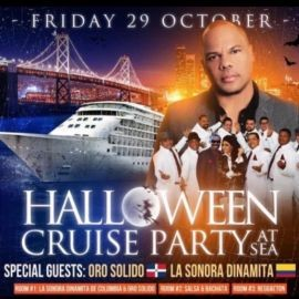 Image for Sonora Dinamita/ Oro Sólido Halloween Cruise Party