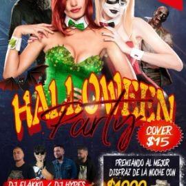 Image for Halloween Party en El Espino Restaurant!