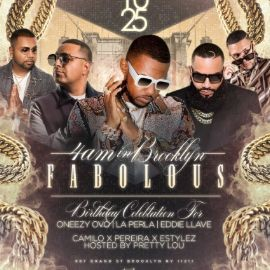 Image for 4am in Brooklyn Fabolous Live With DJ Camilo At Viva Toro
