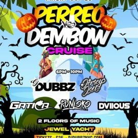 Image for Halloween Perreo Vs Dembow Cruise At Jewel Yacht