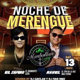 Image for NOCHE DE MERENGUE EL ZAFIRO & RAVEL EN ORLANDO FLORIDA