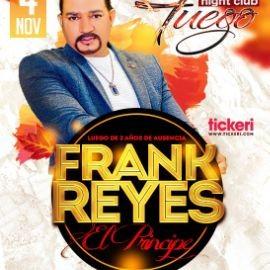 Image for Frank Reyes en Vivo ! ORLANDO FL.