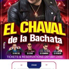 Image for EL CHAVAL DE LA BACHATA EN CONCIERTO ! UNION CITY NEW JERSEY