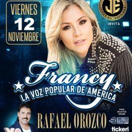 """Image for FRANCY """" LA VOZ POPULAR DE AMERICA """" EN VIVO ! REVERE MASSACHUSETTS"""