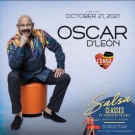 """Image for OSCAR D"""" LEON EN CONCIERTO - LOS ANGELES CALIFORNIA"""