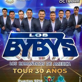 Image for Los Bybys Tour 30 Años | Diamond Lounge