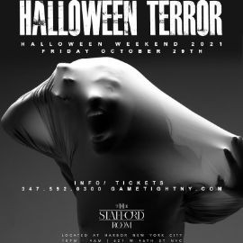 Image for The Stafford Room Halloween Friday Night Party 2021