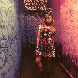 Image for Alex Sensation Halloween party Society Lounge NJ 2021
