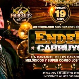 Image for ENDER CARRUYO Y SU ORQUESTA EN VIVO ! HOUSTON TX.
