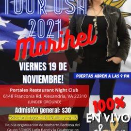 Image for TOUR USA 2021 con Marihel Barboza junto a SOMOS Latin Band…VIRGINIA