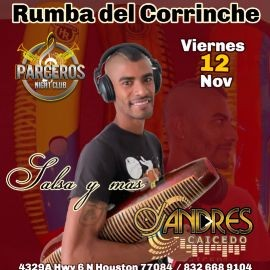 Image for Rumba del Corrinche DJ Andres Caicedo Living