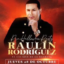 Image for RAULIN RODRIGUEZ EN CONCIERTO, PRE HALLOWEEN PARTY ! STERLING VIRGINIA