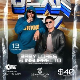 Image for CLAN 537 BABY LORES & INSURRECTO