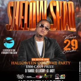 Image for Shelow Shaq Live In Concert Halloween Party - Tampa, FL