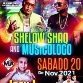 Image for SHELOW SHAQ AND MUSICOLOGO EN VIVO ! COLUMBUS OHIO