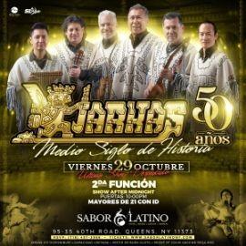 Image for KJARKAS 2DA FUNCIÓN AFTER MIDNIGHT 50 AÑOS, MEDIO SIGLO DE HISTORIA !