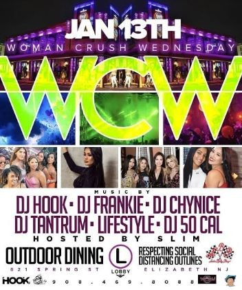 Grand Opening Of Woman Crush Wednesdays At The Lobby